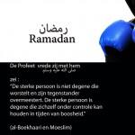 Boosheid in Ramadan?!