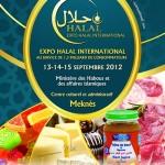 1e HALALEXPO in Marokko