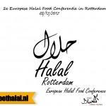 2e Europese Halal Food Conferentie in Nederland
