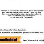 Rotterdamse voedselbank actief met vlees doneren