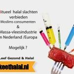 Al-yaqeen adviseert voorzichtig te zijn met kopen van halalkip