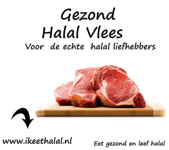 Biologisch halal kip kopen