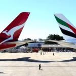 Australië: Vliegmaatschappij Qantas neemt varkensvlees uit menu na fusie