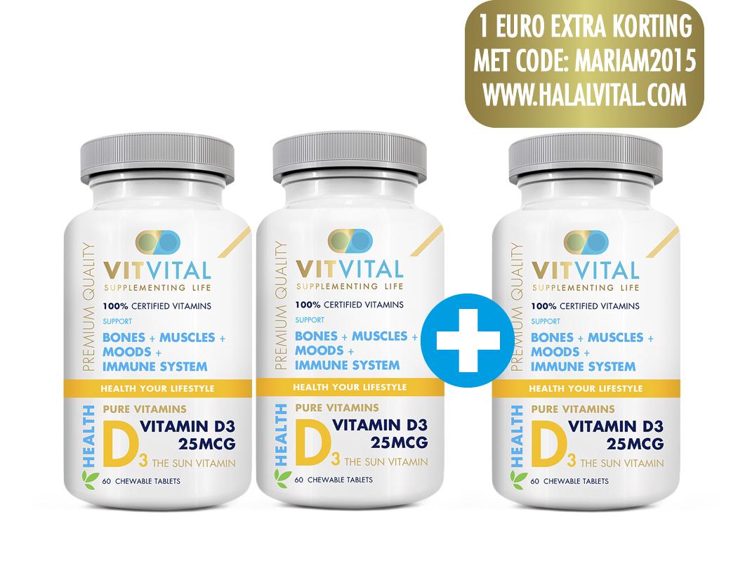 vitamine D actie
