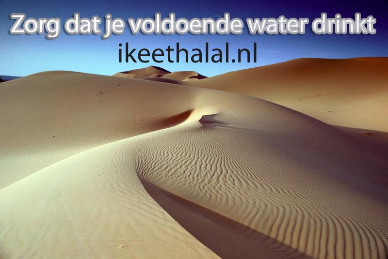 water drinken RAMADAN