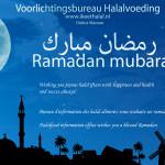 Ramadan, de gezonde start! Wij wensen iedereen gezegende dagen toe!