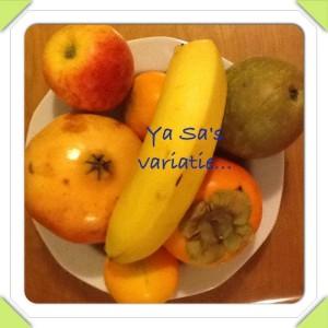 Fruit Yasa