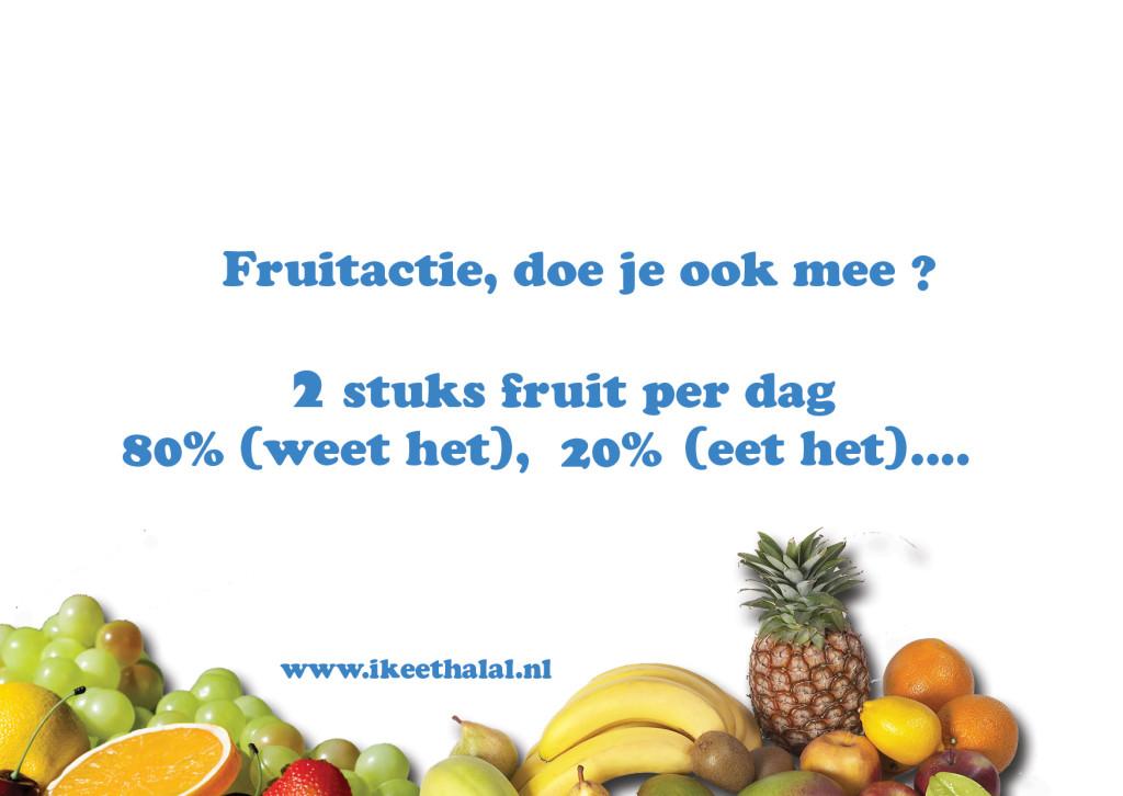 Fruitactie, doe je ook mee