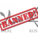PvdD; mensonterend en anti-semitisch bezig in halalmarkt vanwege verkiezingen