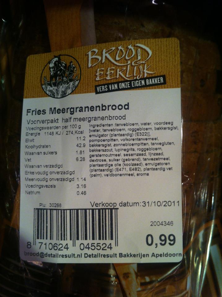 Veel vraag naar halal betrouwbaar brood onder consumenten