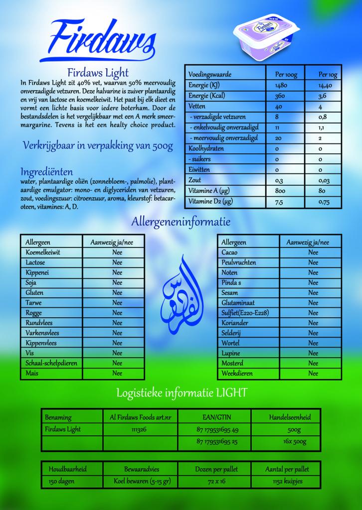 alfirdaws info light enkel