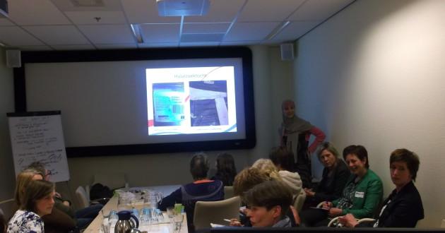 """Workshop voor dietisten in Zwolle Isala klinieken """"Wat is halalvoeding"""""""