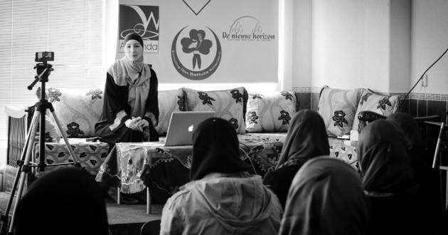 """Jongerenvoorlichting """"Amaanah / Verantwoordelijkeheid voor je lichaam en je voeding"""" 2013"""