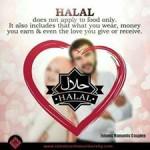 Heeft HALAL alleen betrekking op vlees?