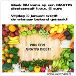 Win een GRATIS dieet!